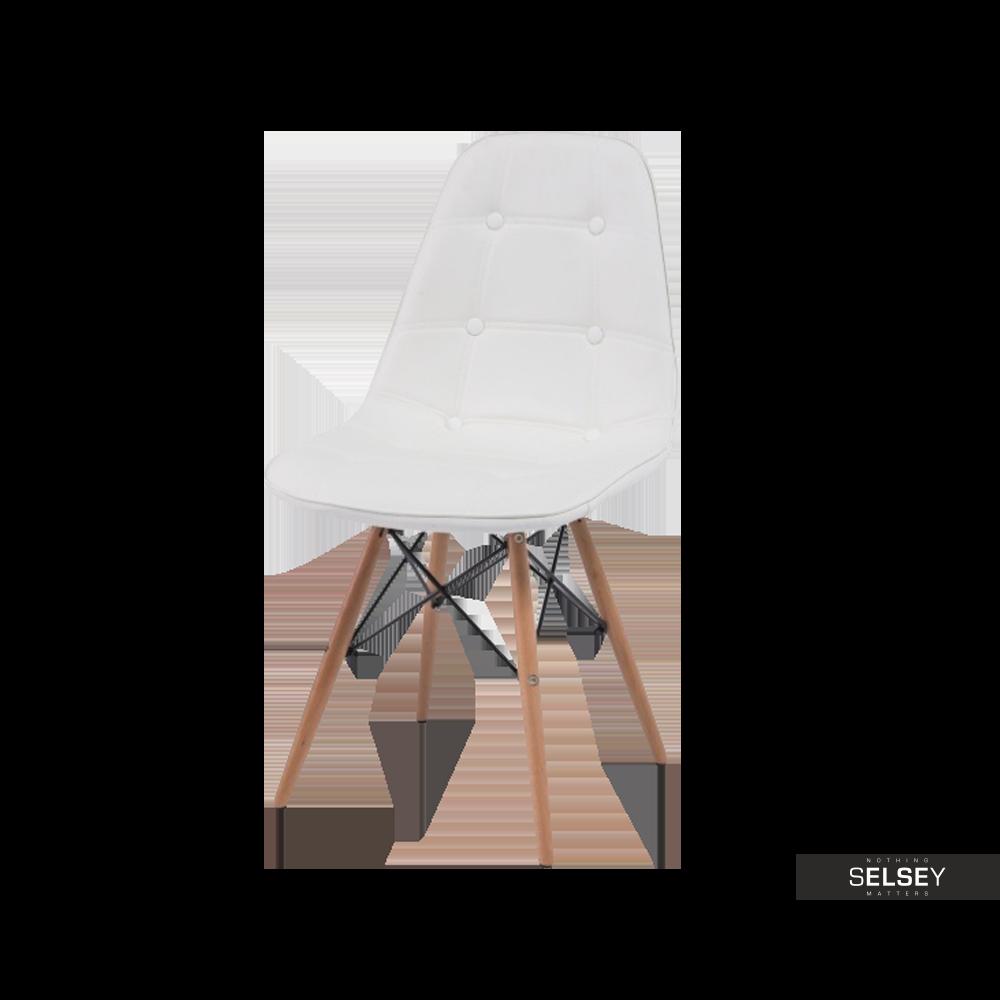 Krzesło Rovej białe