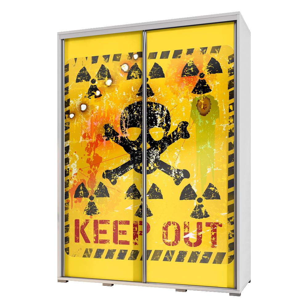 Szafa Wenecja 155 cm Keep Out
