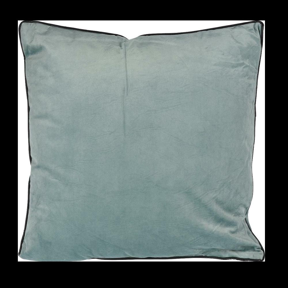 Poduszka z poszewką Intesi miętowa 45x45 cm