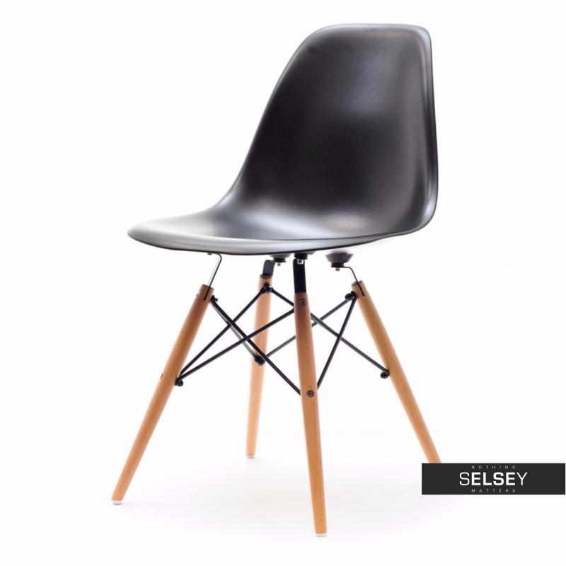 Krzesło MPC wood na drewnianych nóżkach