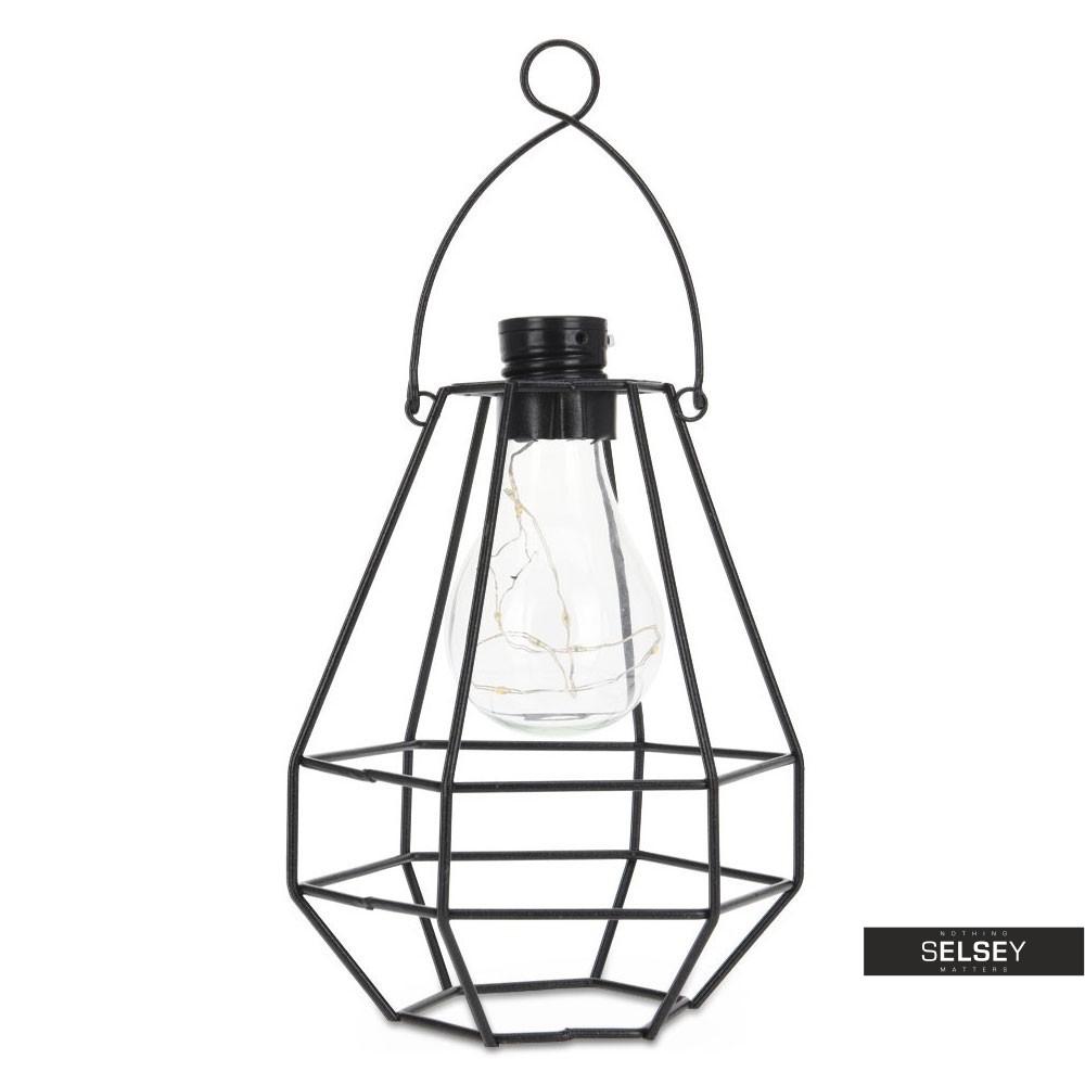 Lampion solarny LED Diament