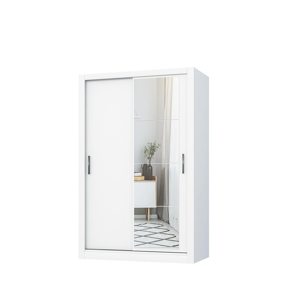 Szafa Lugaros 120 cm z jednym lustrem
