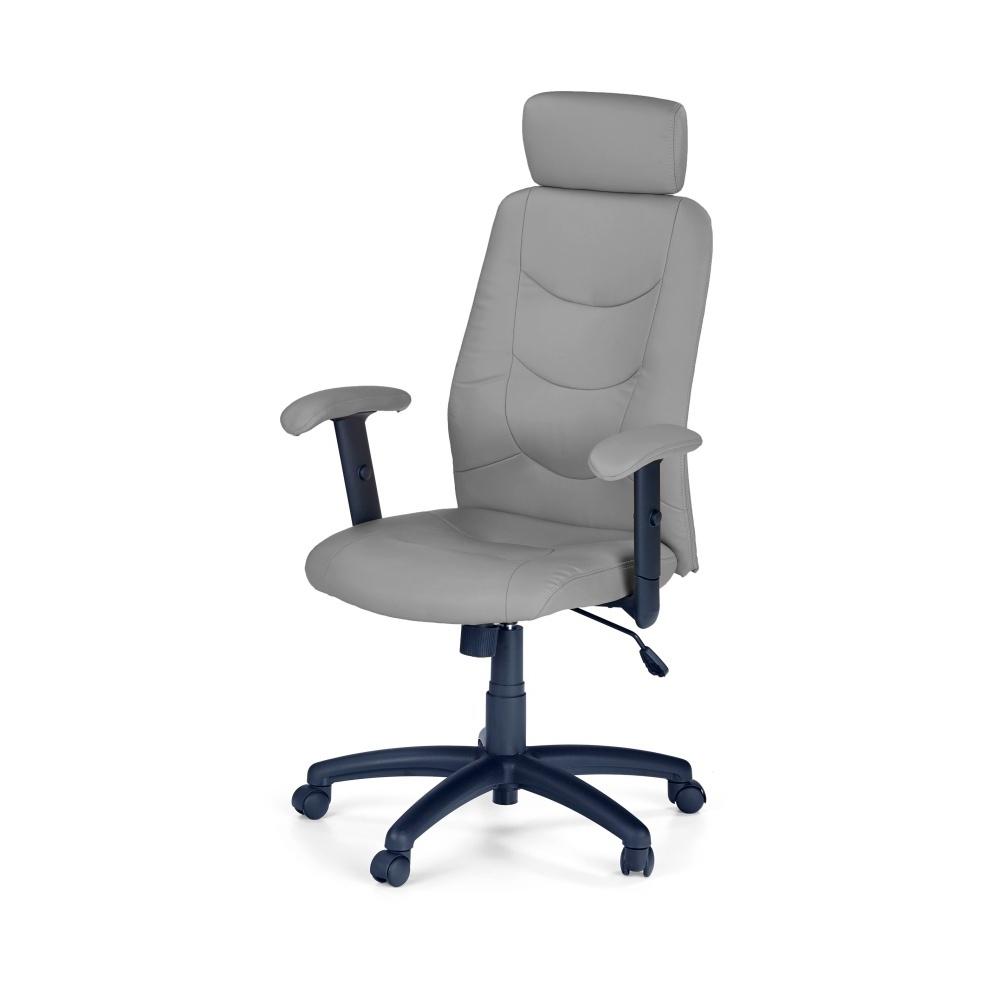 Fotel biurowy Salto jasnoszary