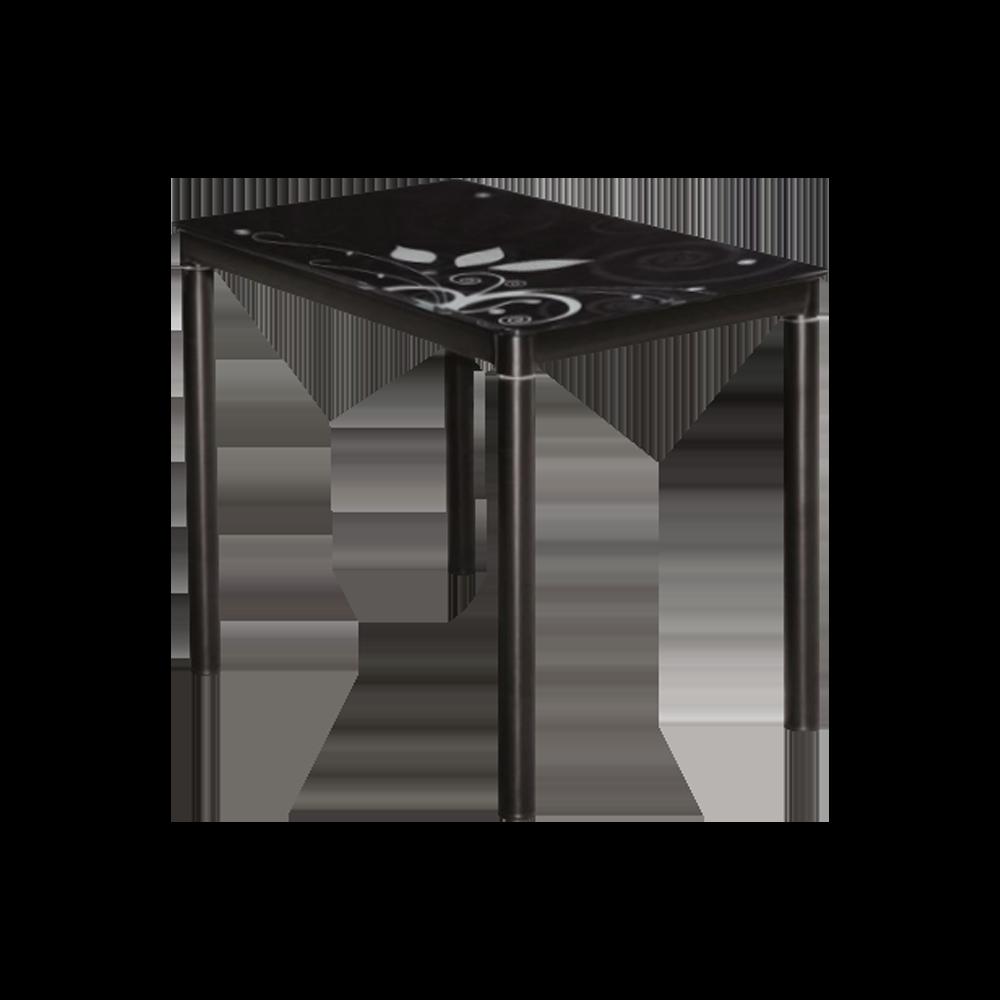 Stół Skast 80x60 cm czarny