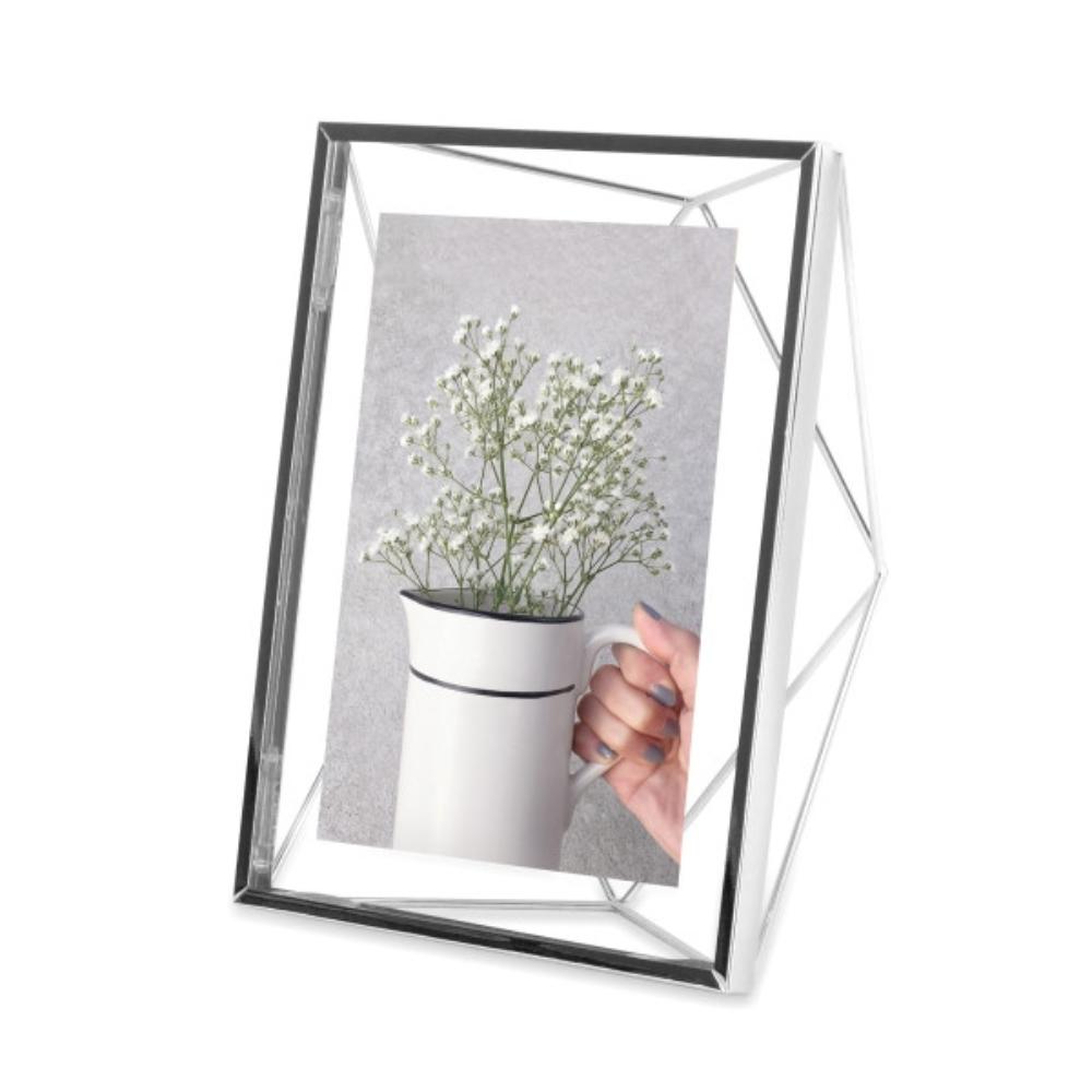 Ramka Prisma 13x18 cm srebrna