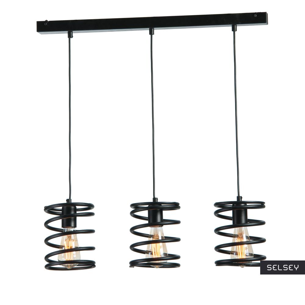 Lampa wisząca Kokoni x3 listwa