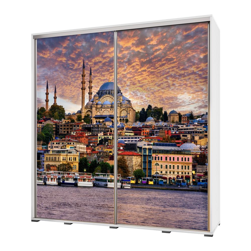Szafa Wenecja 205 cm Istanbul