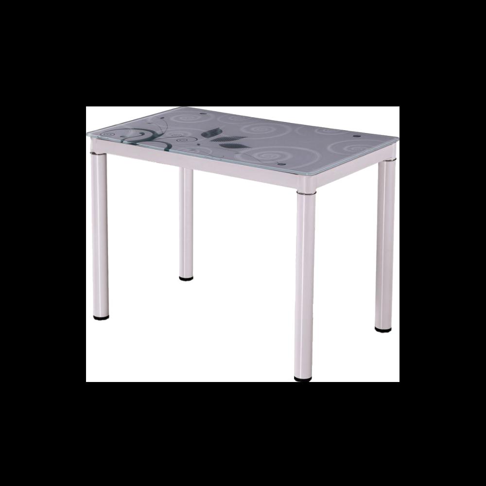 Stół Skast 100x60 cm biały