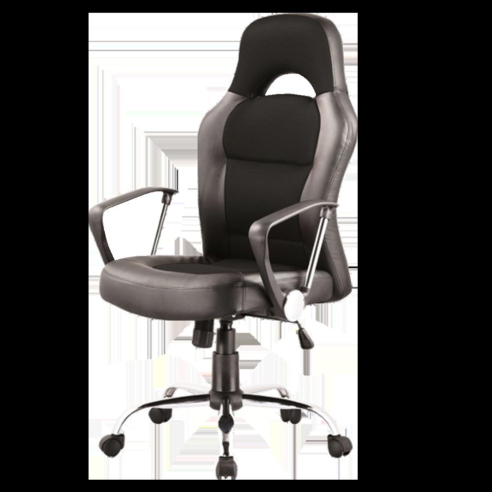 Fotel gamingowy Ronda czarny
