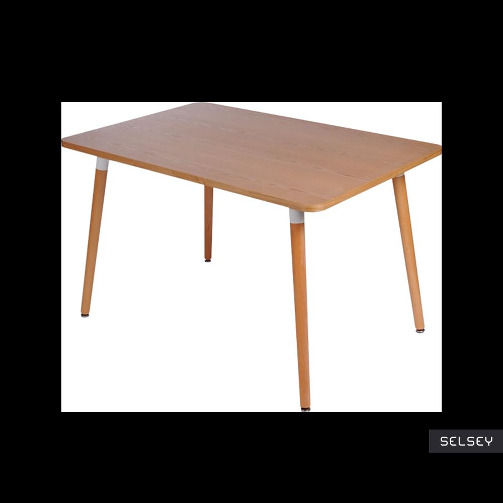 Stół Copine 120x80 cm natural