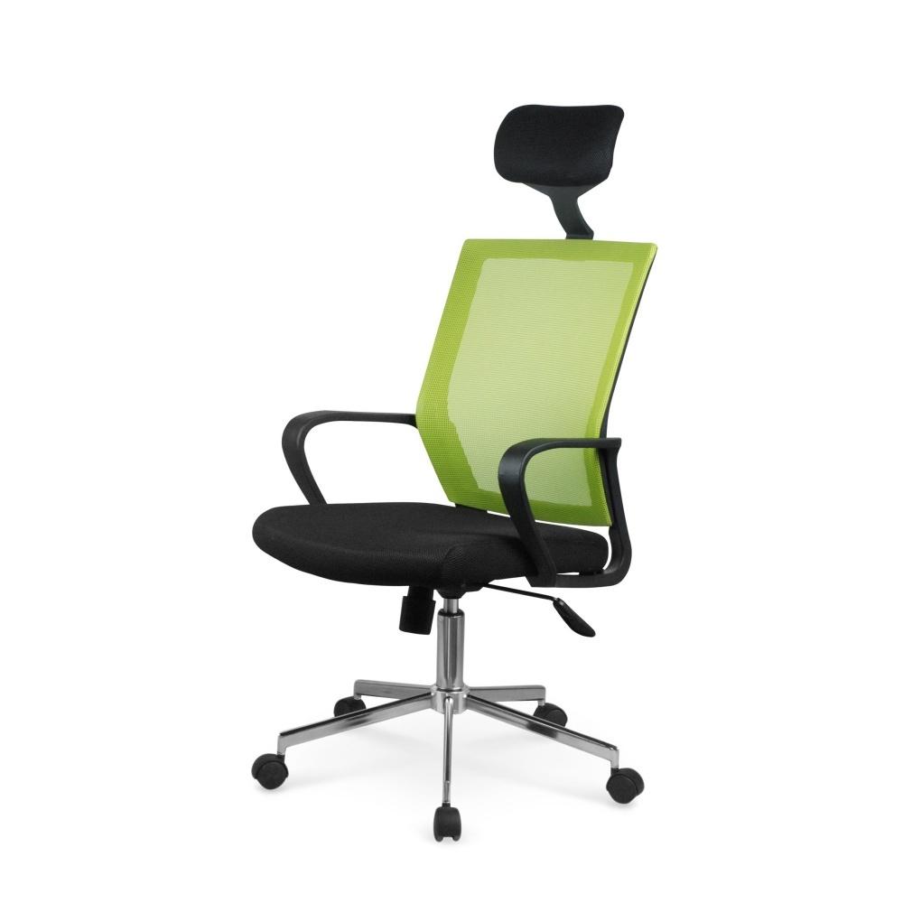 Fotel biurowy Mostar zielony