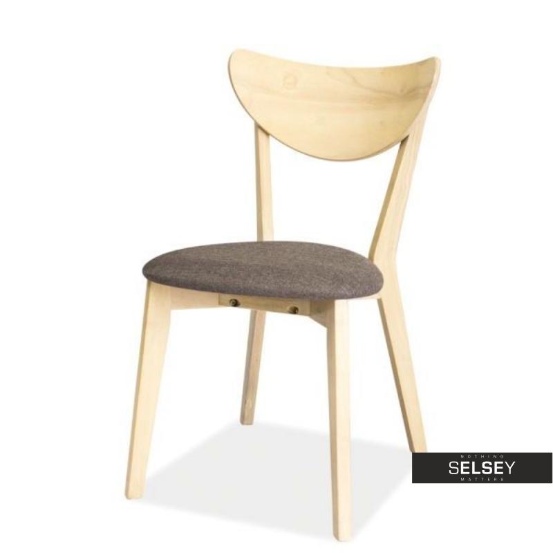 Krzesło tapicerowane Nord