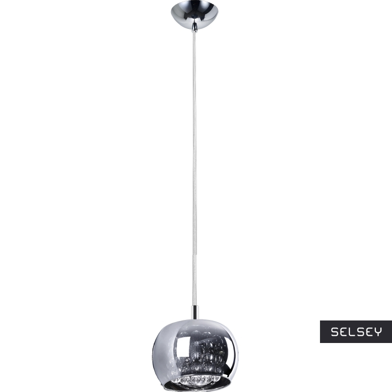 Lampa wisząca Glamour 13 cm