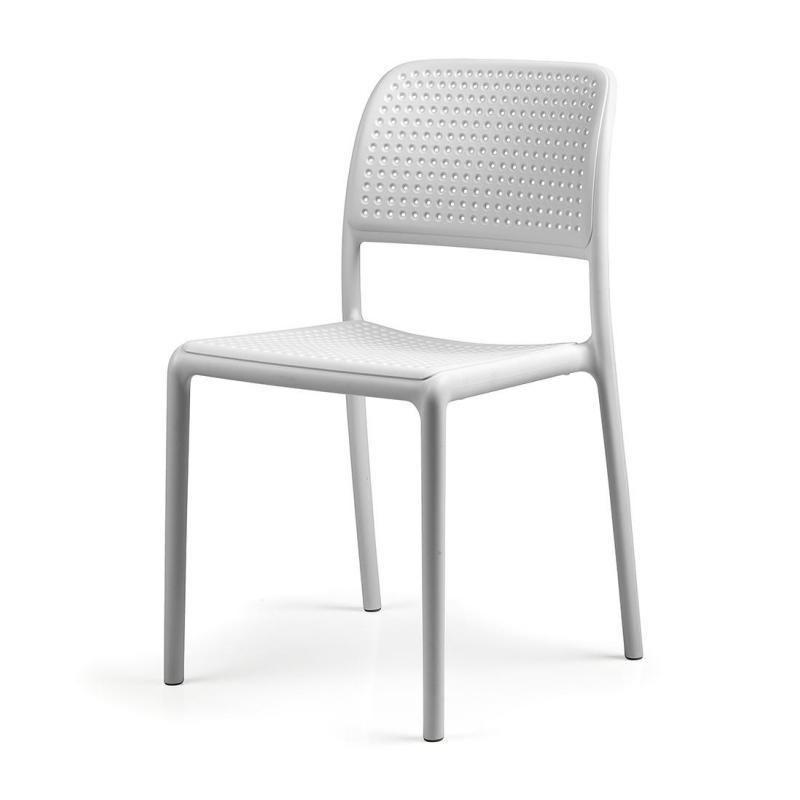 Krzesło Carob białe