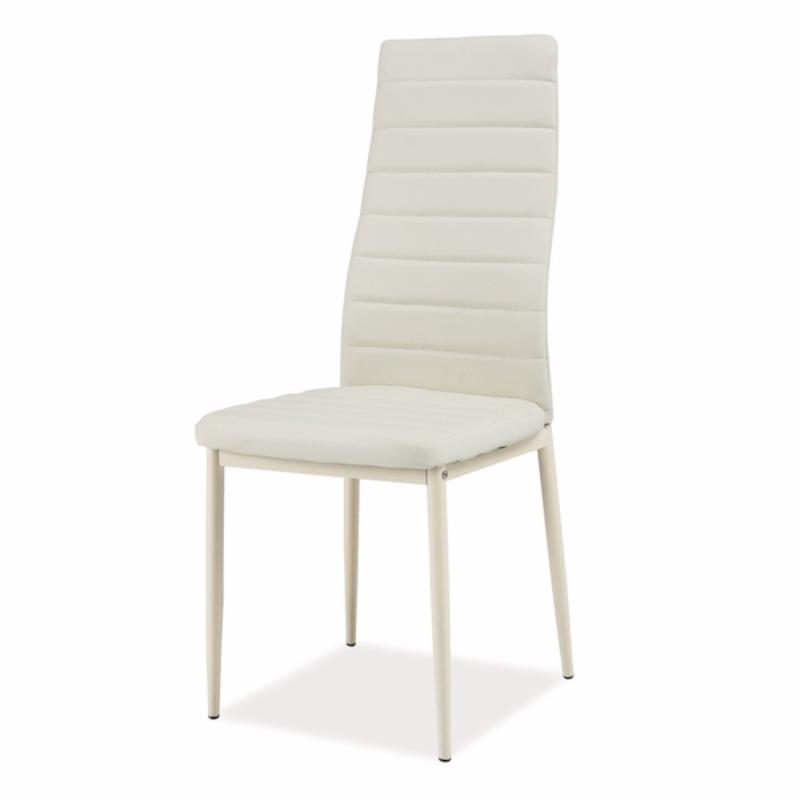 Krzesło Lastad kremowe