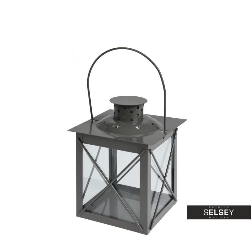 Metalowa latarenka 15 cm