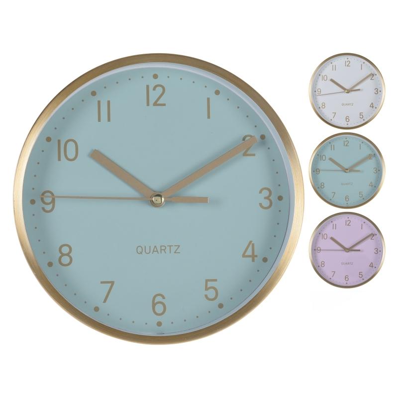 Zegar Cute stojący lub ścienny średnica 16 cm