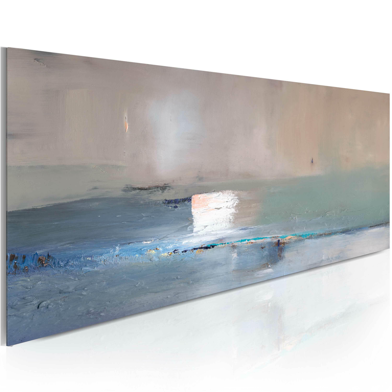 Obraz malowany - Pierwsza fala