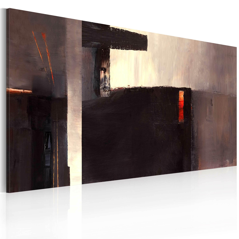 Obraz malowany - Przejście podziemne