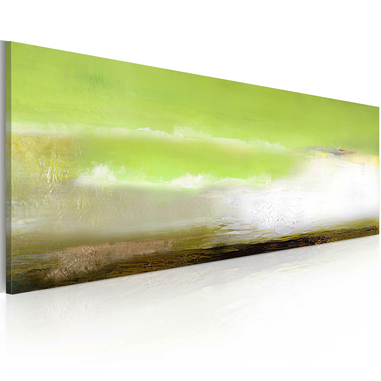Obraz malowany - Piana morska