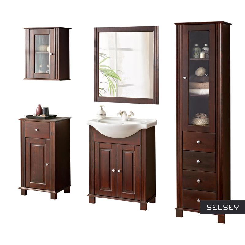 Zestaw mebli łazienkowych Molino