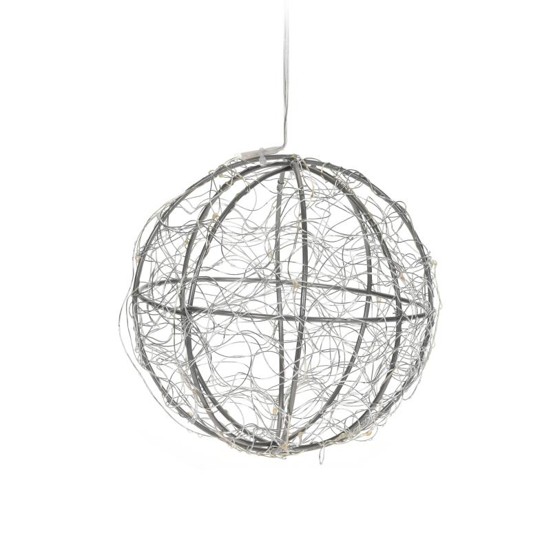 Kula wisząca LED 15 cm