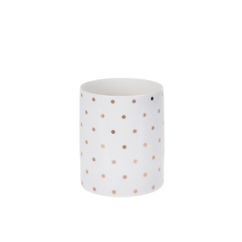 Świecznik na tealighty Dots 10 cm