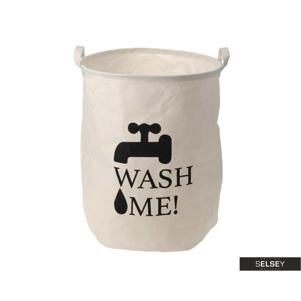 Kosz na pranie Wash me!