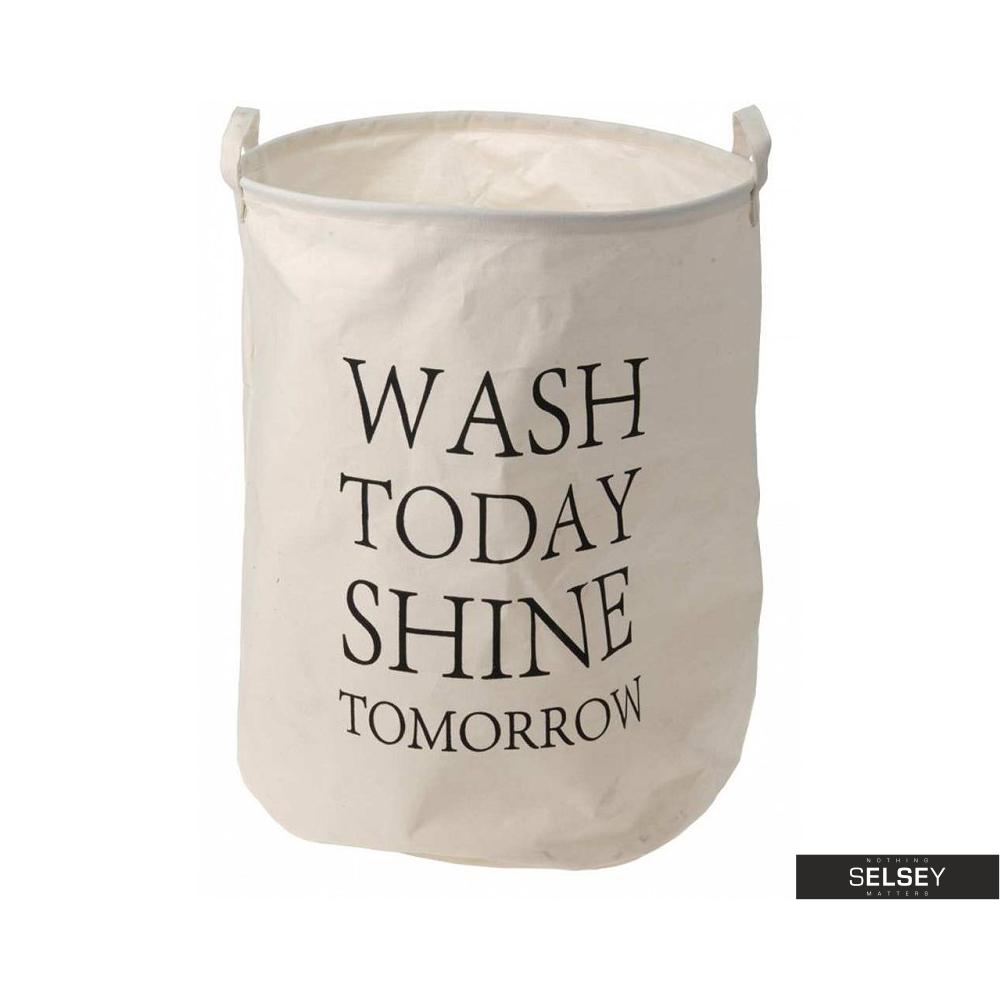 Kosz na pranie Wash today shine tomorrow