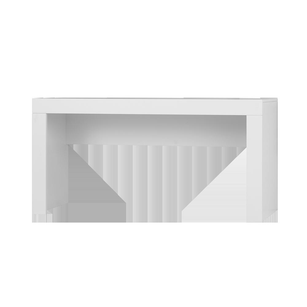 Biurko Calmo 150x65 cm białe