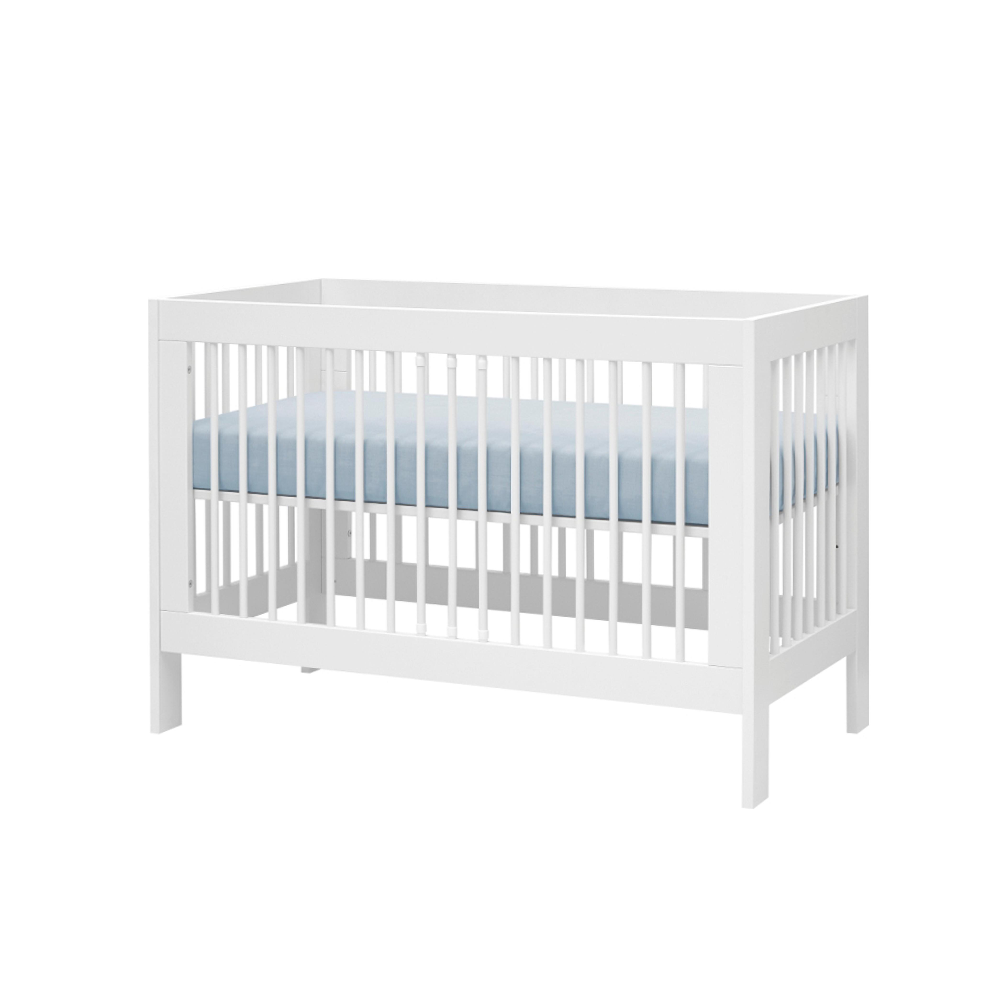 Łóżeczko dziecięce Basic tapczanik 60x120 cm