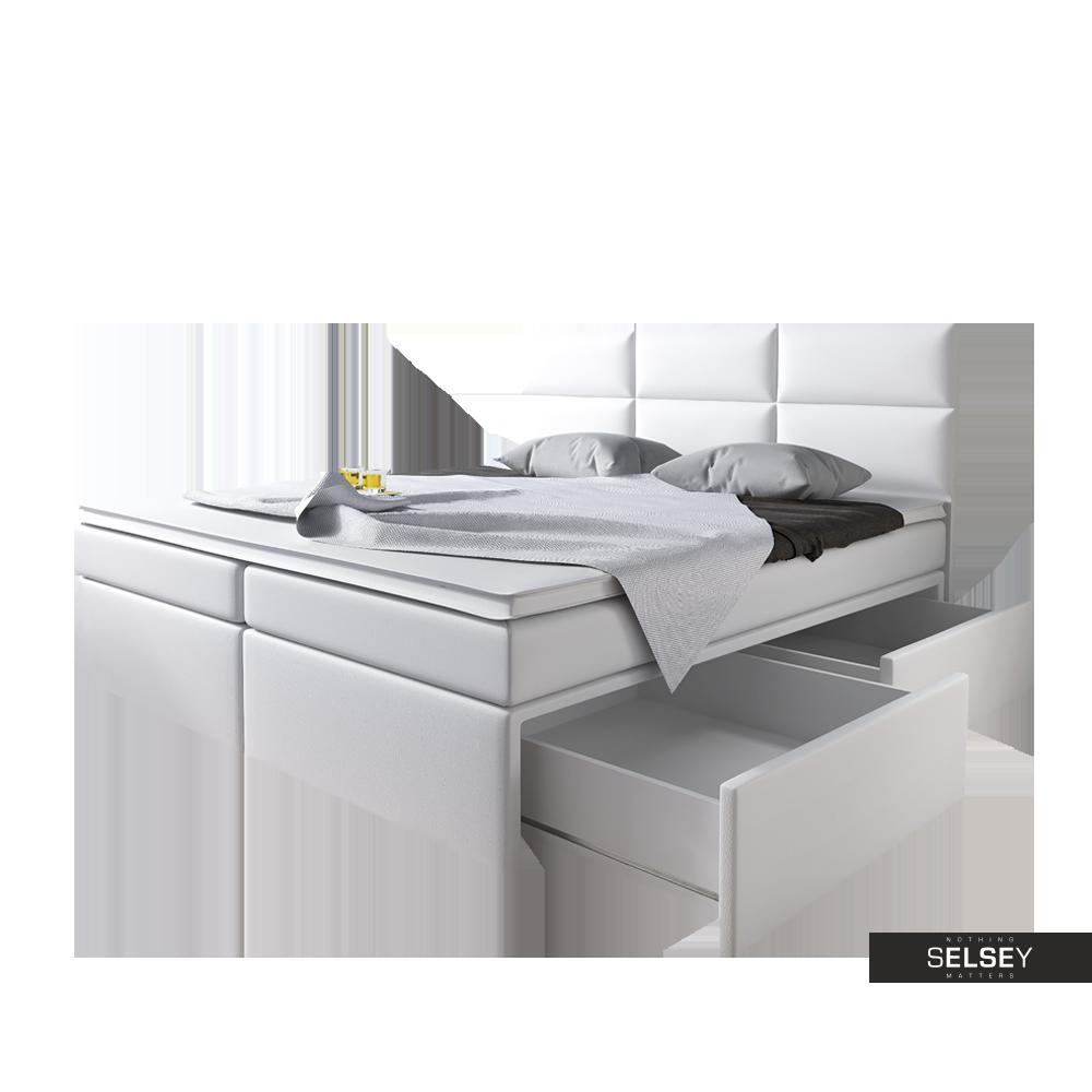 Łóżko kontynentalne Davis