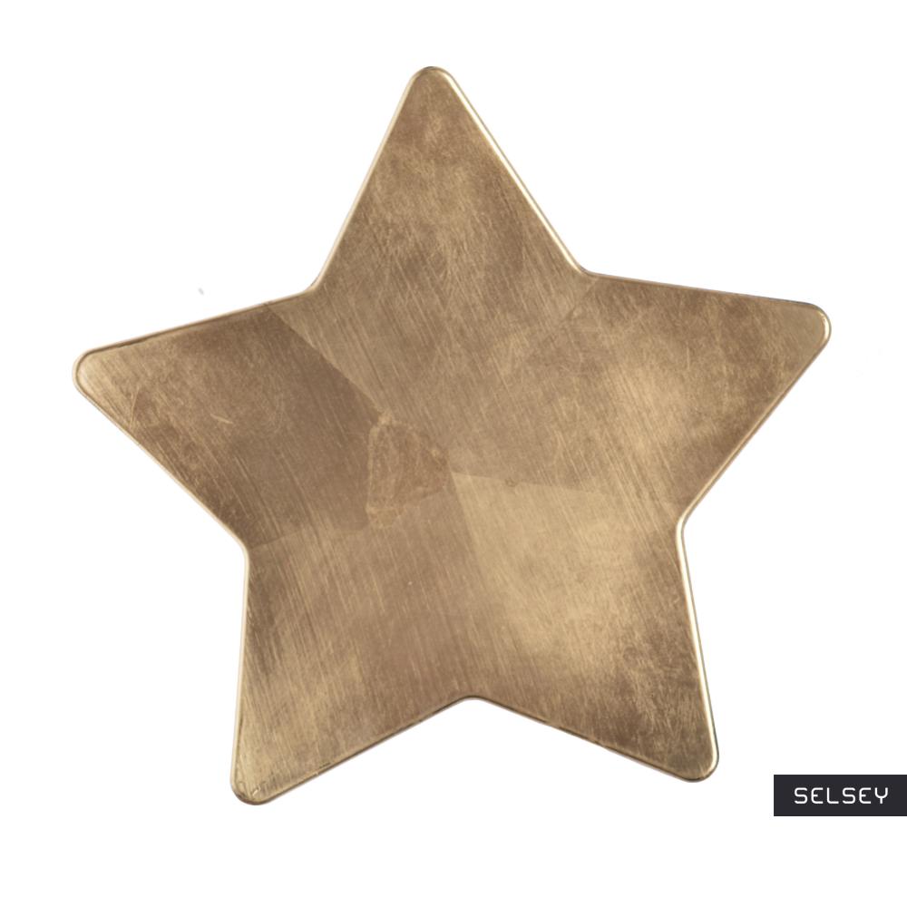 Podtalerz złota gwiazda 28 cm