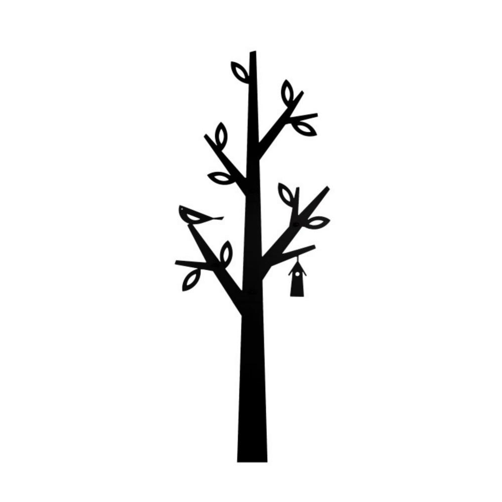 Wieszak Drzewko metalowy