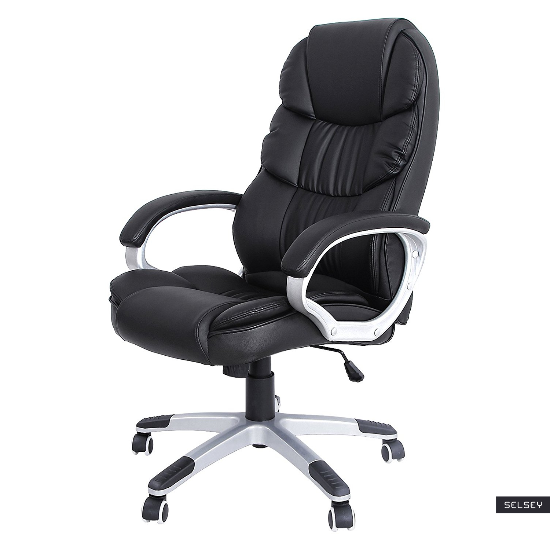 Fotel biurowy Robin czarny