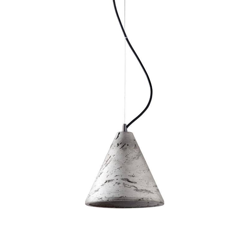 Lampa wisząca Concrete średnica 20 cm
