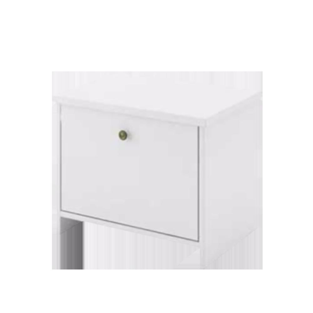 Komoda Margo wąska z jedną szufladą