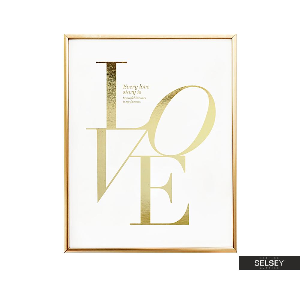 Plakat Love Story