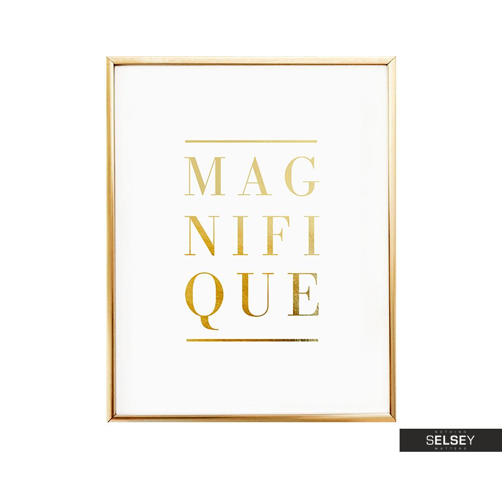 Plakat Magnifique