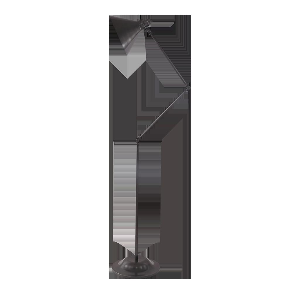 Lampa podłogowa Provence bronze