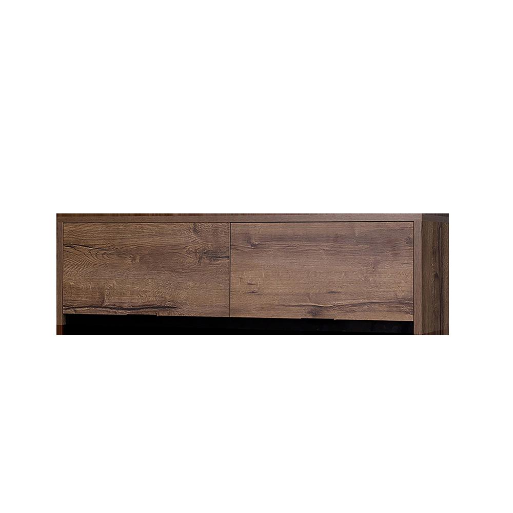 Półka Ardino 120 cm wisząca zamykana