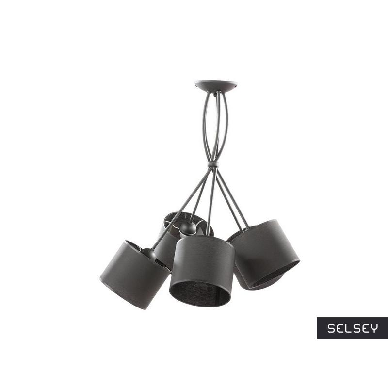 Lampa wisząca Diverse x5