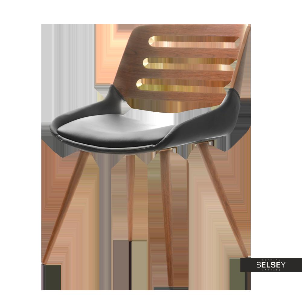 Krzesło Kansas tapicerowane