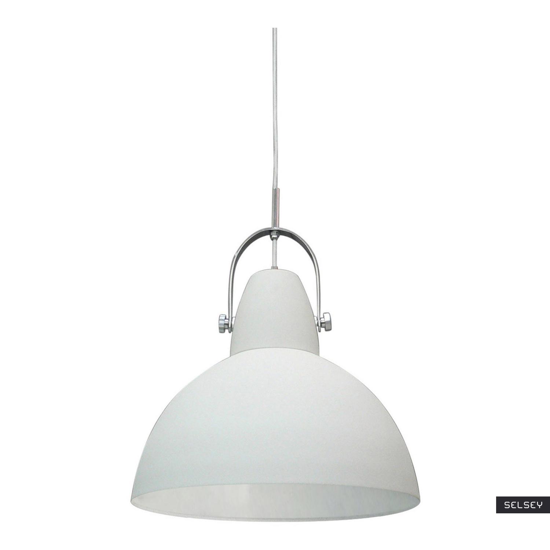 Lampa wisząca Balvin biała
