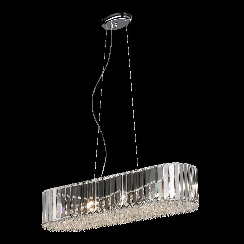 Lampa wisząca Pearl podłużna