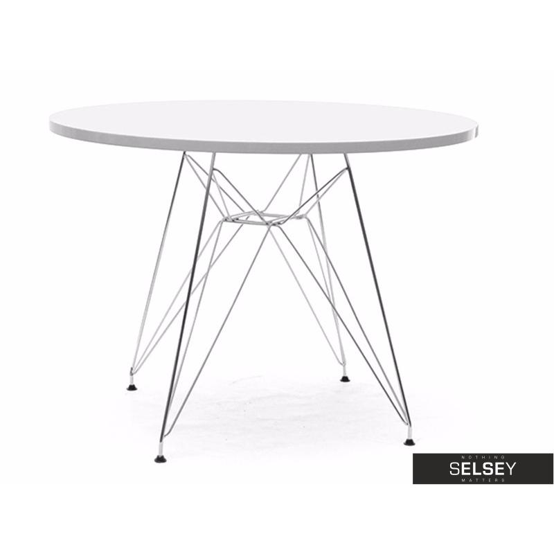 Stół Eames Eiffel średnica 100 cm