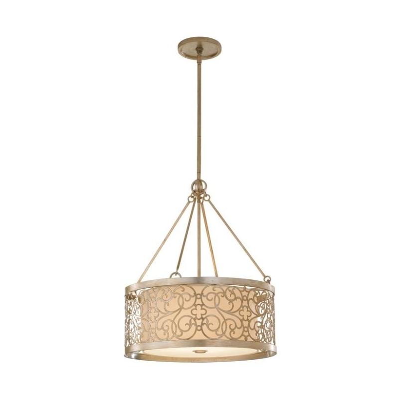 Lampa wisząca Arabesque 59 cm