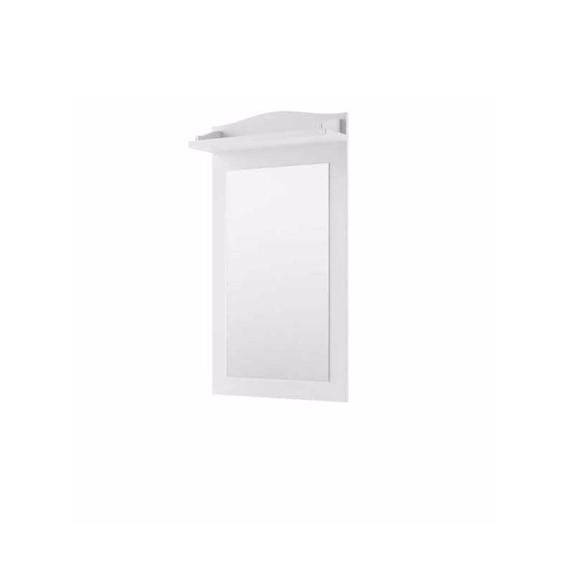 Lustro Margo 106x57 cm z półką