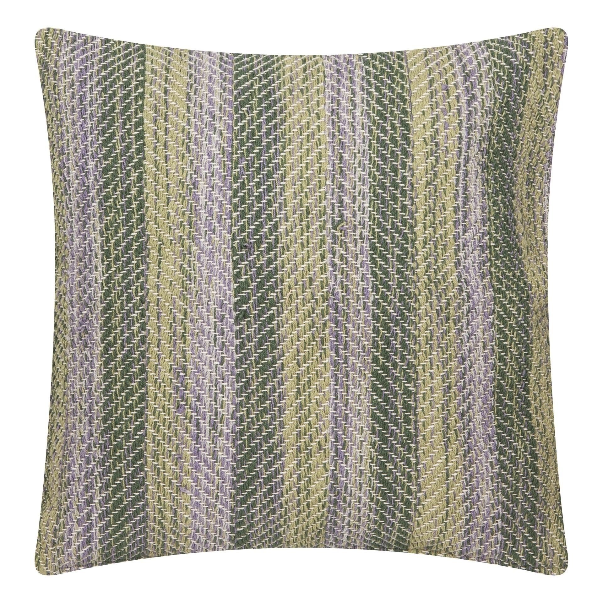 Poduszka z poszewką Multi Wave tymianek 45x45 cm