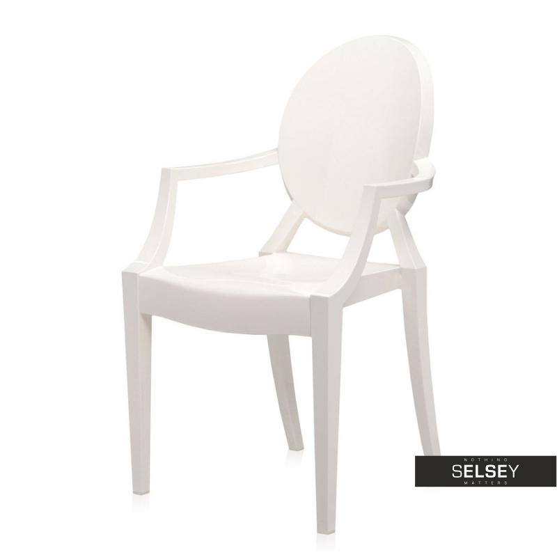 Krzesło Rylle białe